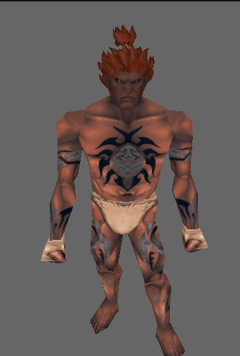 NPC Heads to Character Heads Akuma10