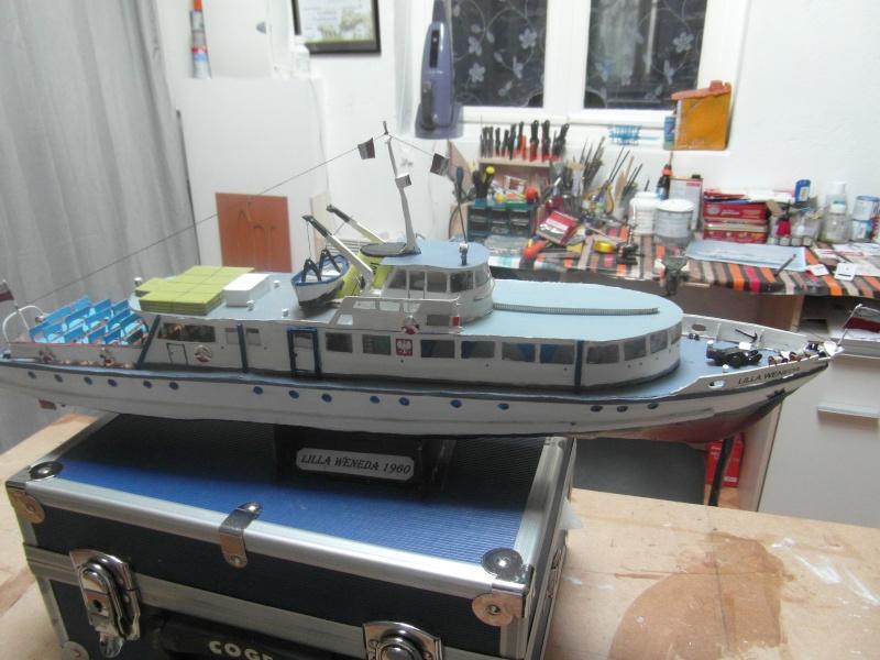 bateau bananier  fort fleurs d' épée de 1961 01610