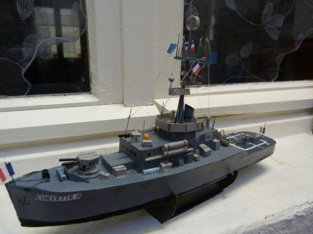 L'Admirable dragueur de mines-subchaser  05811