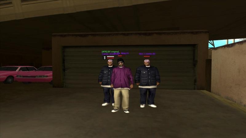 [The Ballas Gang] Курилка Galler20