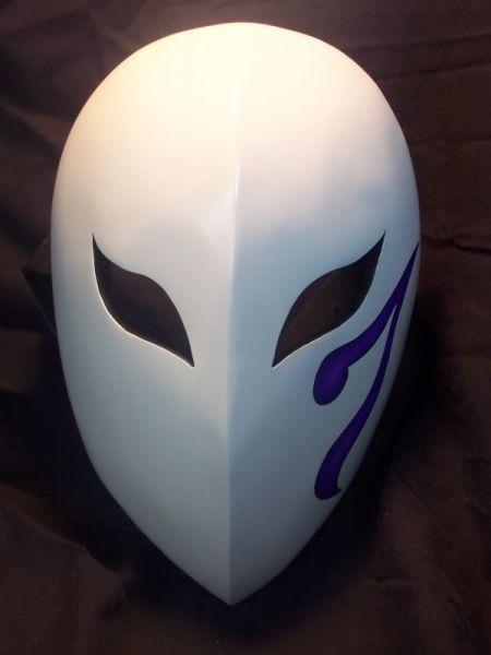 Zalamel Silverblood and his Mask Japane10