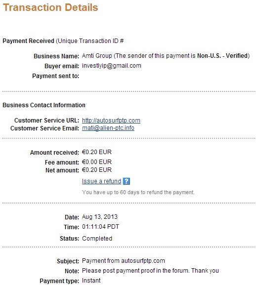 My payment-autosurfptp - Page 2 111