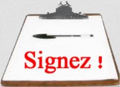 BUZZ La plainte de Xavier Kemlin contre Trierweiler est conforme au Code Pénal Signez10