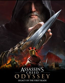 Assassin's Creed: Odyssey Acleg111