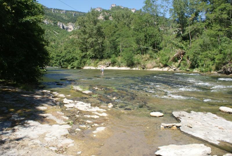 Camping Saint Lambert à Millau Vacanc12