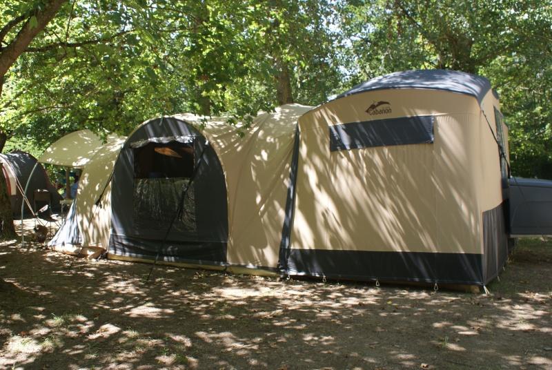 Camping Saint Lambert à Millau Vacanc14