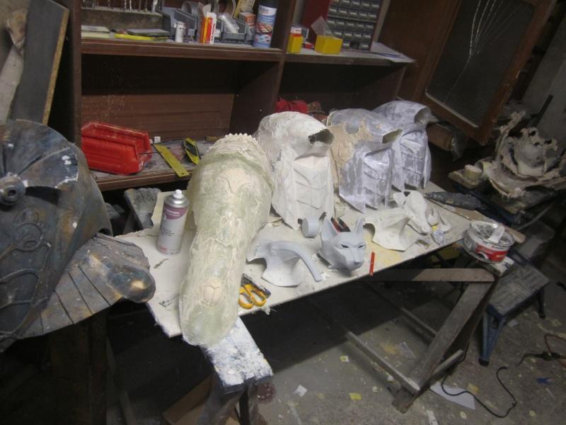 [TERMINE] stargate: bustes Anubis,Horus,Bastet,Thot,Khnoum Img_2823