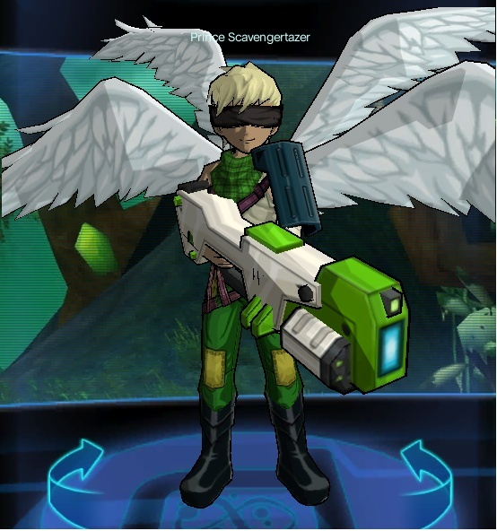 FusionFall Farewell Screenshots Prince11