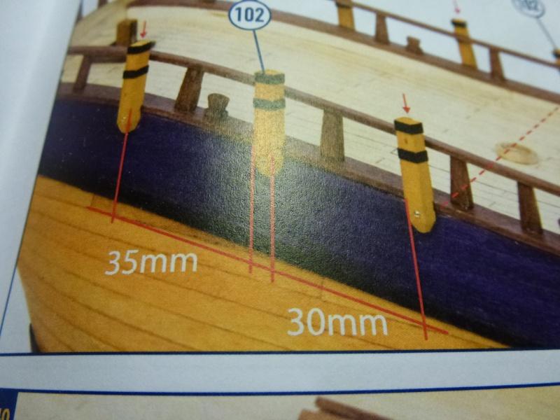 Baubericht  Endeavour von OcCre 1:54 - Seite 3 P1100739