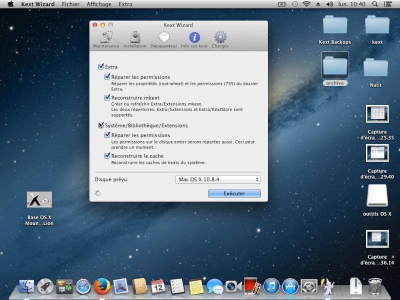 Tuto: OS X 10.8.4 sur  HP DV6 3075sf.  - Page 2 Captur21