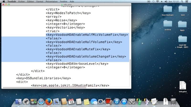 Tuto: OS X 10.8.4 sur  HP DV6 3075sf.  - Page 2 Captur26