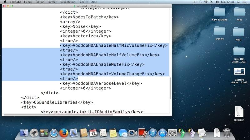 Tuto: OS X 10.8.4 sur  HP DV6 3075sf.  - Page 2 Captur27