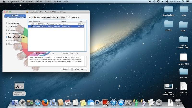 Tuto: OS X 10.8.4 sur  HP DV6 3075sf.  - Page 2 Captur29