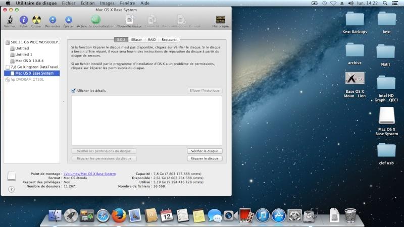 Tuto: OS X 10.8.4 sur  HP DV6 3075sf.  - Page 2 Captur31