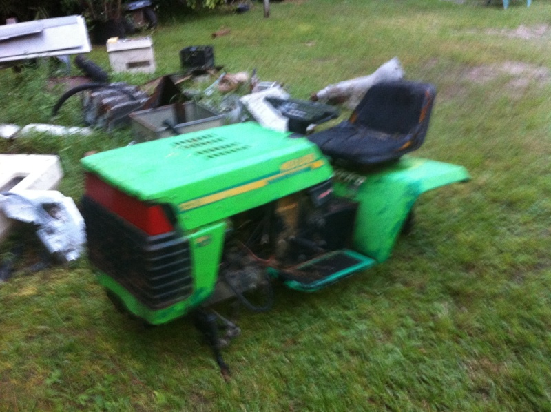 """""""THE BRUSHEATER"""" tractor build  Image83"""