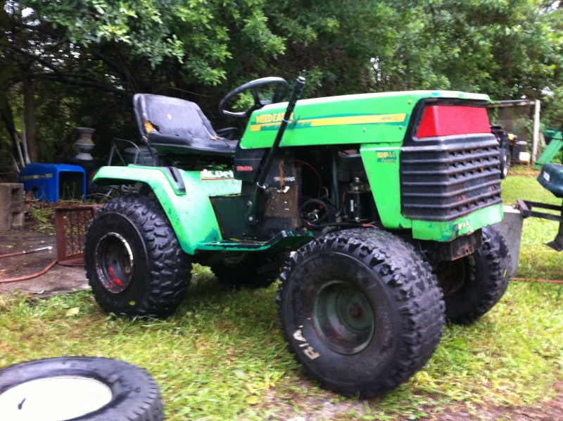 """""""THE BRUSHEATER"""" tractor build  Image88"""