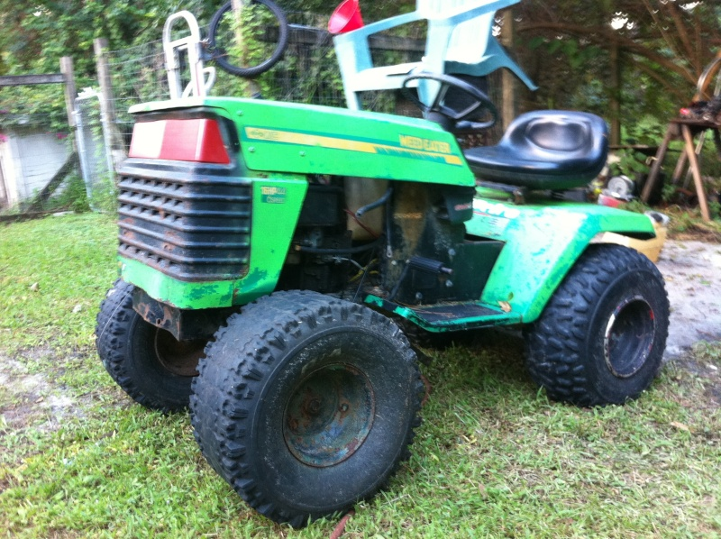 """""""THE BRUSHEATER"""" tractor build  Image96"""