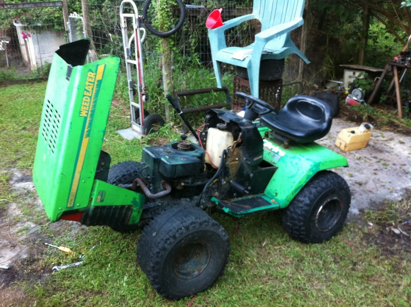"""""""THE BRUSHEATER"""" tractor build  Image98"""