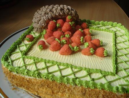 Тортики и сладости от Амадео - Страница 3 6ss10