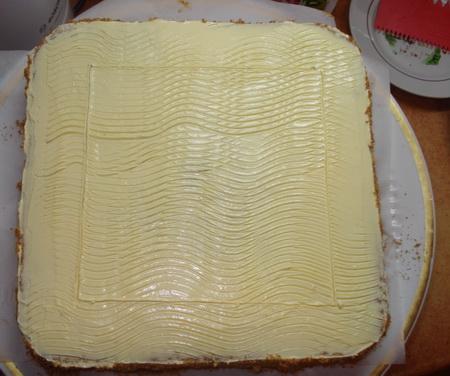 Украшение тортов Razmet10