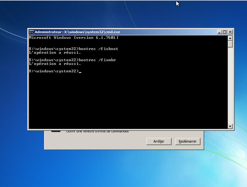 Que faire lorsque Windows ne démarre plus? Bootre10