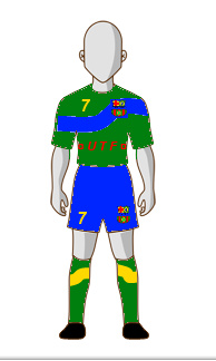 Test maillot et logo ¤UTF¤ Captur16