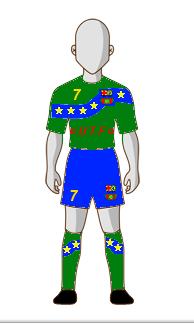 Test maillot et logo ¤UTF¤ Captur19