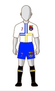 Test maillot et logo ¤UTF¤ Captur21