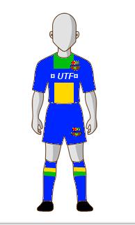 Test maillot et logo ¤UTF¤ Captur23