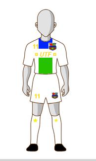 Test maillot et logo ¤UTF¤ Captur25