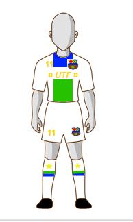 Test maillot et logo ¤UTF¤ Captur26