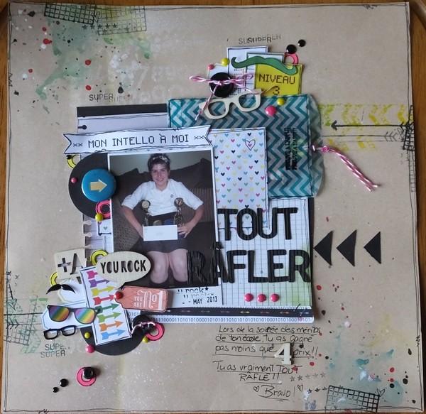 """28 août- """"Tout râfler"""" Sketch15"""