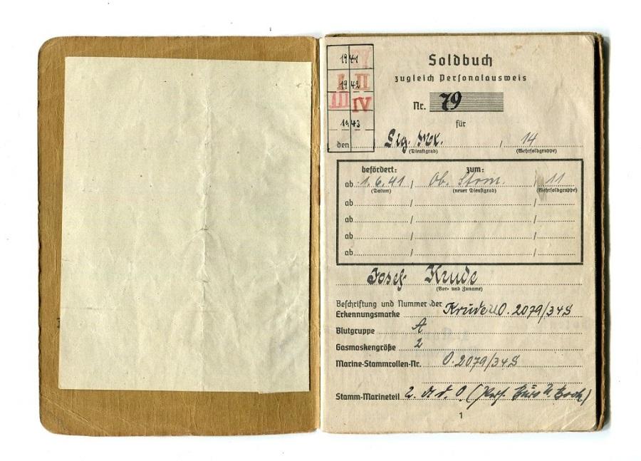 Soldbuch U-660 Y63_310