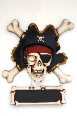 Deco pirate Aew10