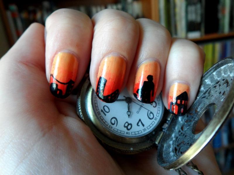 [Nail-art] Fan-art sur ongles Sam_1410
