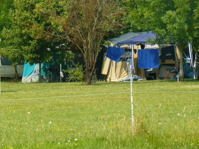Camping La Raudière - Le Louroux (37) Photo610