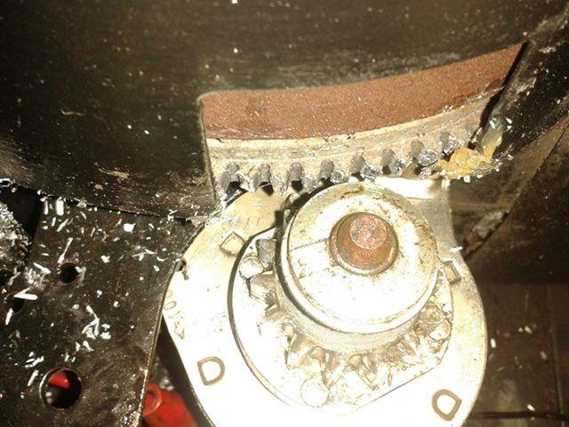 Toast one fly wheel need help 12312810