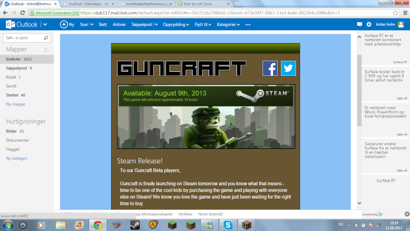 Guncraft On Steam! Guncra12