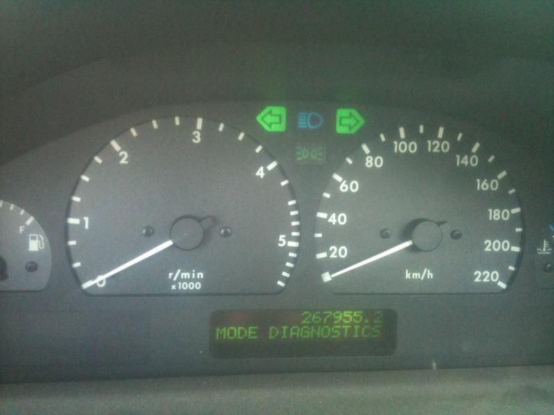 Voila ce que j'ai appris en changeant mon moteur 2.5TD. Photo10