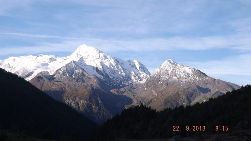 Sainte-Foy - Col du Mont - Col de Montséti Dscf0110