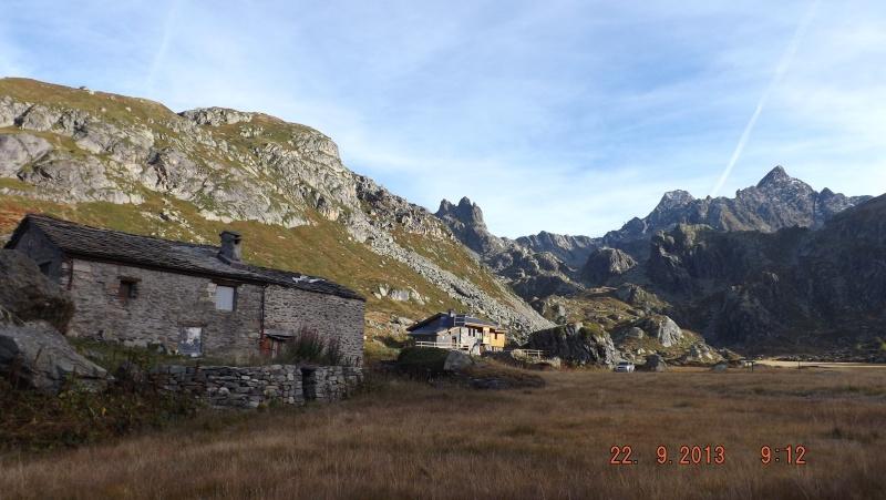 Sainte-Foy - Col du Mont - Col de Montséti Dscf0111