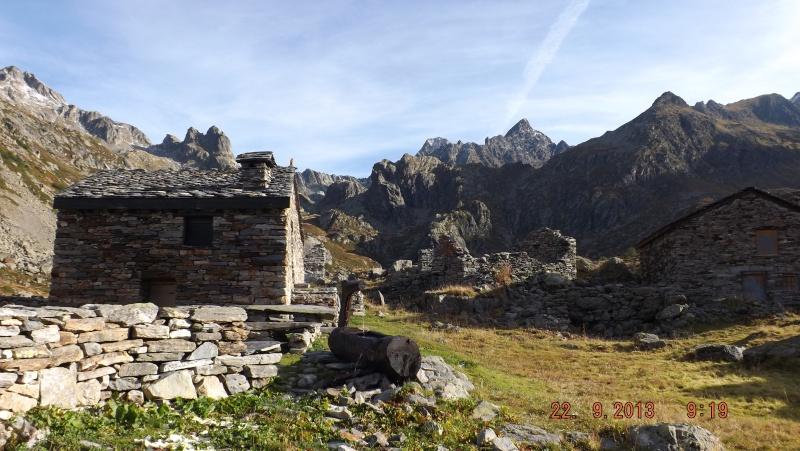 Sainte-Foy - Col du Mont - Col de Montséti Dscf0112