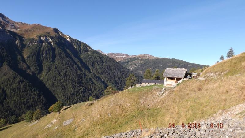 Les Arcs 2000 / col de la Chal / Aiguille Grive Dscf0310
