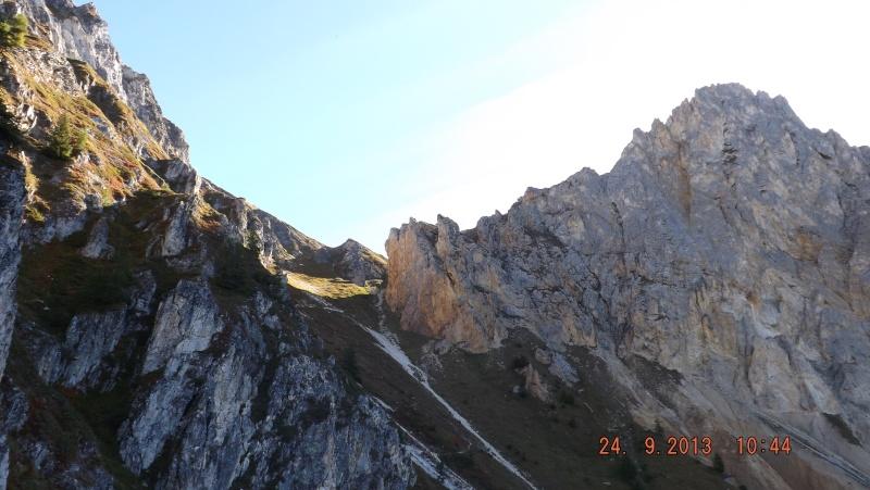 Les Arcs 2000 / col de la Chal / Aiguille Grive Dscf0312