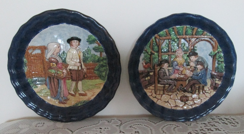 ch. Jaubert & Clermont F French Pottery Jauber11
