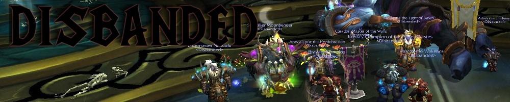 Disbanded Guild