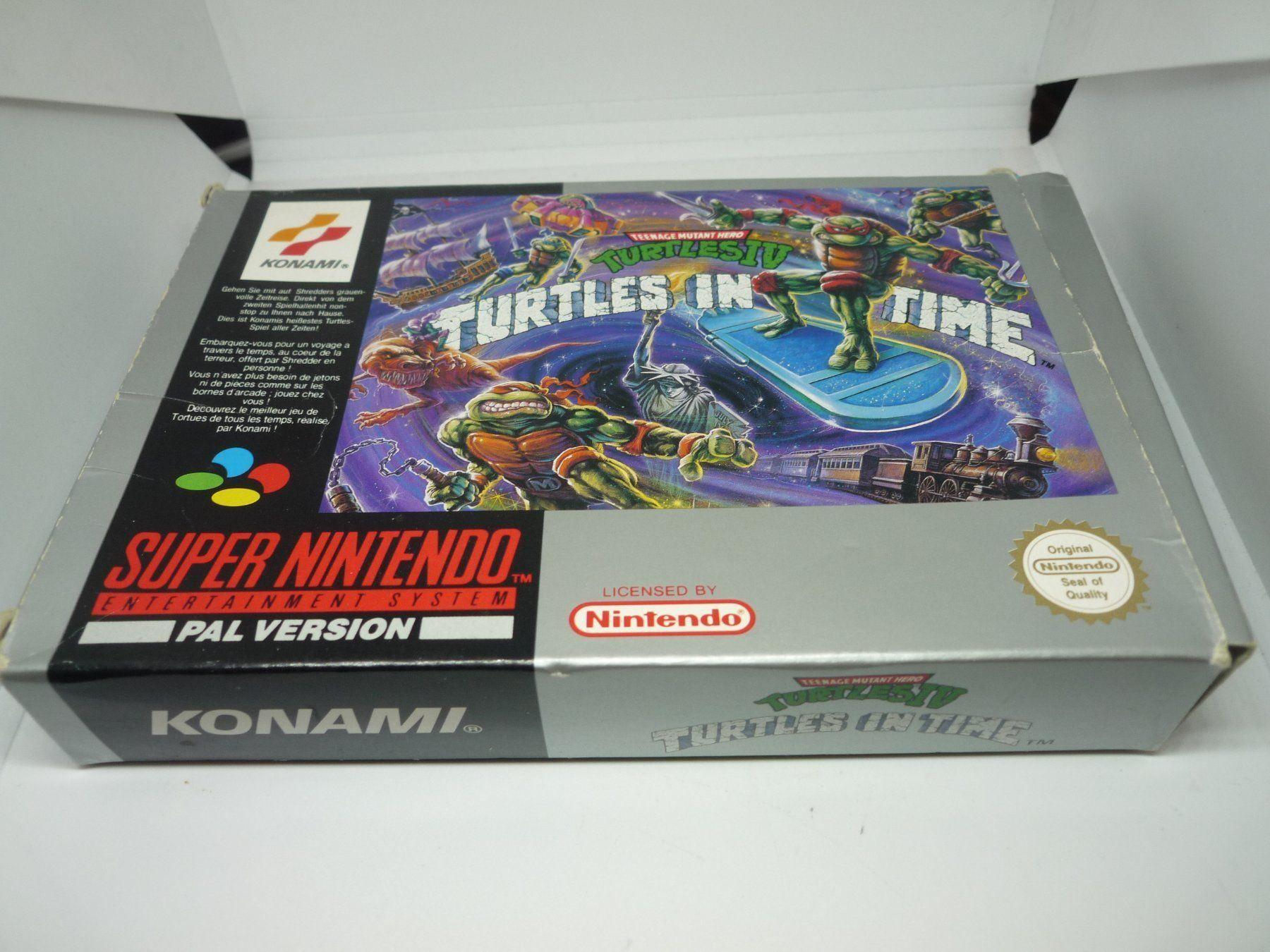 [Estim] SnesTurtles: Turtles in Time (complet FRG français/allemand) Tzolzo10