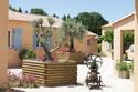 Gîtes Le Mas des Sagnes, 30210 Collias (Gard) Cour10
