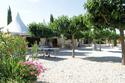 Gîtes Le Mas des Sagnes, 30210 Collias (Gard) Tente-10