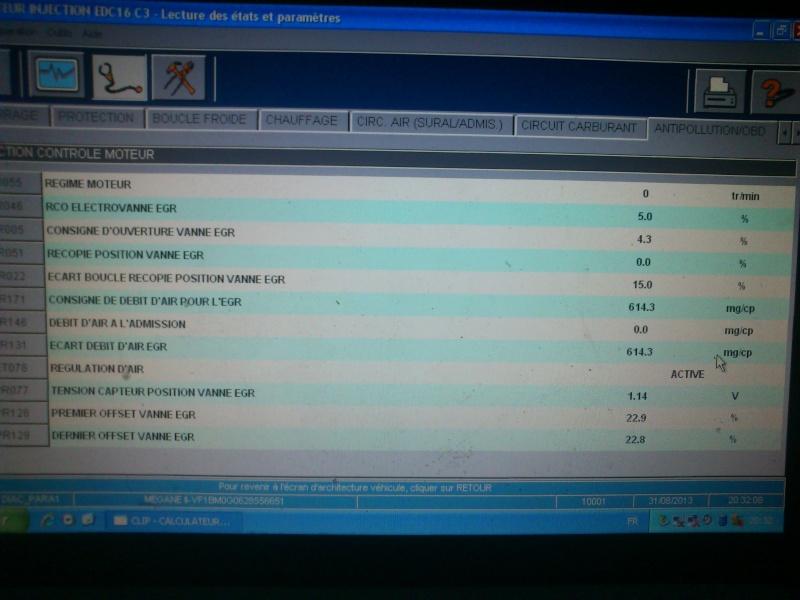 Megane II 1.9Dci injecteur grippé? - Page 2 Dsc_0110